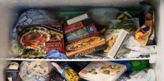 Ποια τρόφιμα καταστρέφονται στην κατάψυξη?